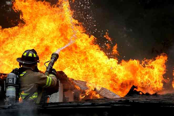 Post-traumatic stress disorder: What can research learn from firefighters?