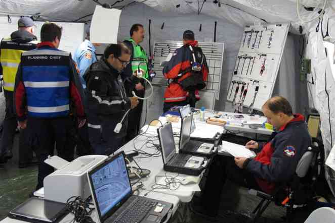 NSF-funded research will examine how responders perform in crises