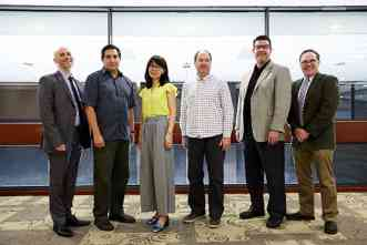 Texas A&M University presents Arts & Humanities Fellowships to seven faculty members