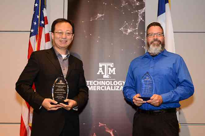 Two Texas A&M faculty members receive TTC Innovation Awards