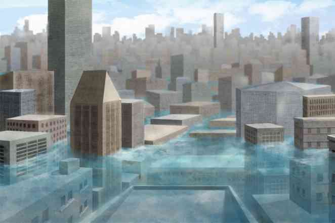 Professor joins national study on growing dangers of urban flooding