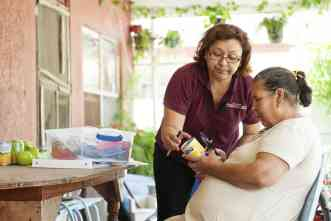 Study looks at type 2 diabetes factors in older Hispanics near border