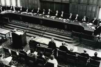 NSF-funded study will examine how judges behave in world's high courts