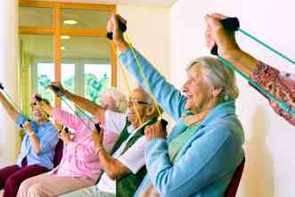 Backed by years of research, iCanFit helps seniors deal with chronic ills