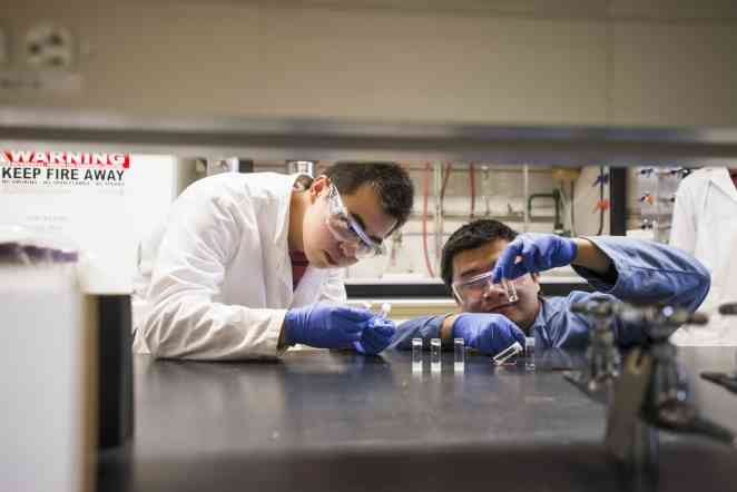 Latest NSF survey ranks Texas A&M at 16th among nation's research institutions