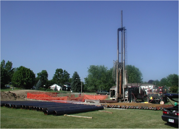 Chevron Center for Well Construction and Production