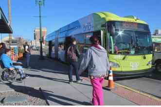 Will a new rapid-transit system change El Paso's walking habits?