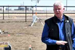 Study of greenhouse gases analyzes emissions from cattle feedyard