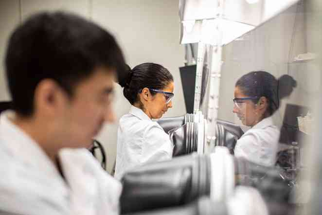 Researchers Seek To Develop Better, More Efficient Batteries
