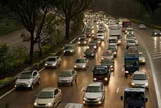 Armed with traffic data, drivers can avoid congestion, reduce emissions