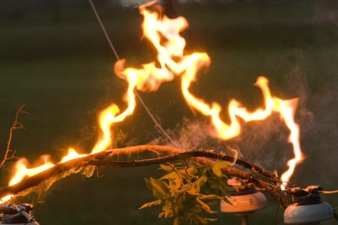 Texas A&M technology helps electric providers detect faults, prevent wildfires