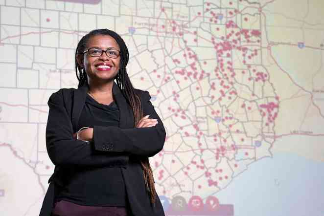 Texas Freedom Colonies Project identifies historic black settlements