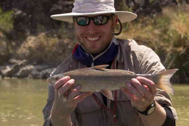 Fish species native to Mexico discovered on U.S. side of border