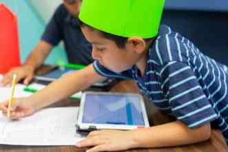 Unusual study examines impact of technology on literacy and writing