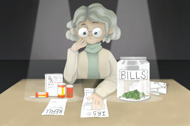 Two studies ask: Why do older adults stop taking their medications?