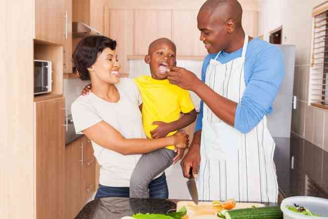 Healthy eating habits for children: Study examines roles fathers play