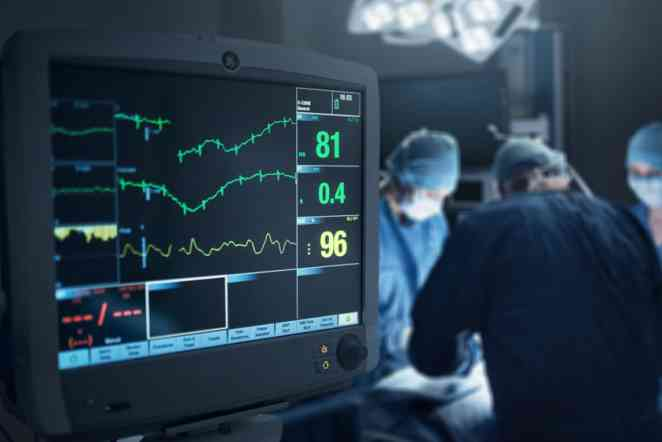 Can machine learning predict bleeding during heart surgery?