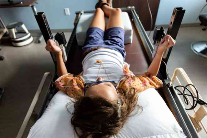 Injury to innovation: Kinesiologist retrofits objects to aid rehabilitation