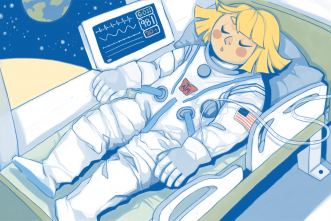 Space travel: What are its effects on long-term health of astronauts?