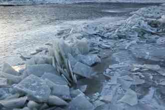 River ice has declined globally over last three decades, new study says