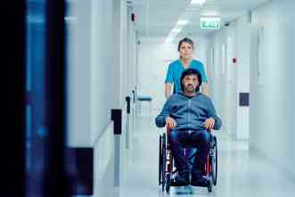 Why do some emergency patients make frequent visits to multiple sites?