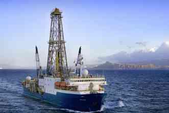 A&M team discovers life 2,600 feet below Indian Ocean's seafloor