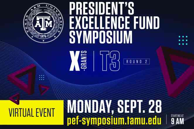President's Excellence Fund hosts second annual—and first virtual—symposium