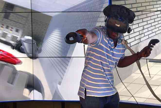LEARNER: Mixed-reality environment aims to advance emergency training