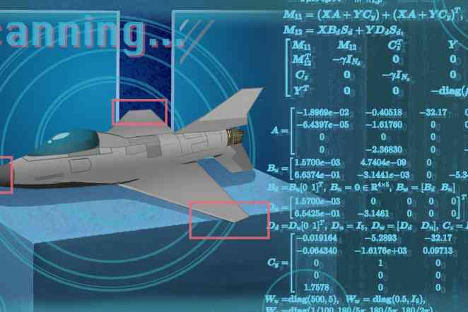 Averting disaster: Model can identify best locations for aircraft sensors