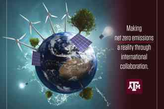 A global call for net zero emissions