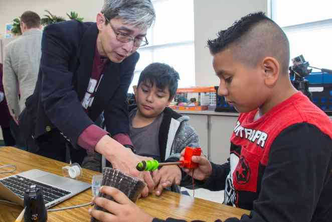 STEM concepts: Looking for  best methods for teaching K-12 students