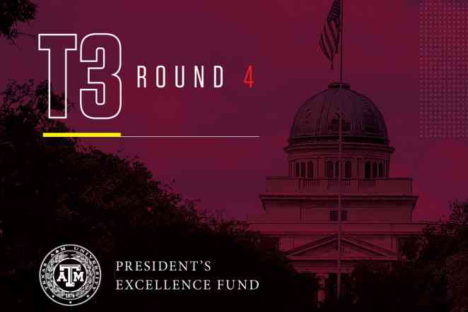 100 A&M projects receive $3 million from T3 Round 4