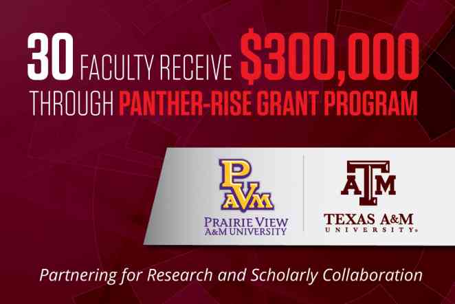 PVAMU and Texas A&M partner for research and scholarly collaboration