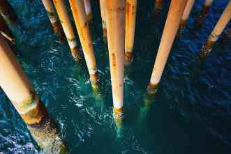 Combating corrosion: Complex alloys can ward off damage from seawater