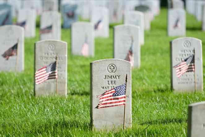 'No veteran ever dies': Digital map will preserve and share legacies