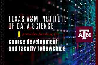 18 A&M faculty members receive data science grants