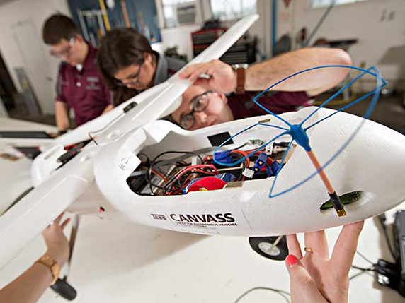 Center for Autonomous Vehicles and Sensor Systems